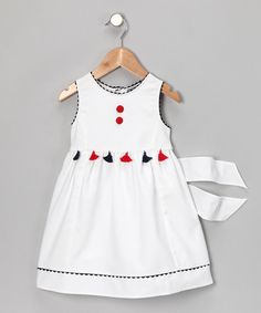 4th of july toddler dress