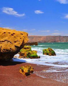 Paracas National Reserve Ica Peru Check Out The Stones