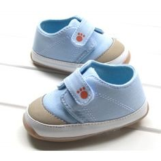 Mothercare Baby Shoes Prewalker Unisex Baby Infant Shoes Velcro Canvas Sneakers