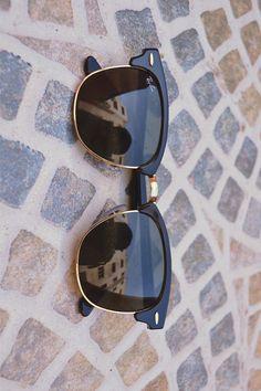 f1d089fa1d8643 Ray-Ban 3016 clubmaster sunglasses | EyeWearThese | #rayban #sunglasses  #fashion #