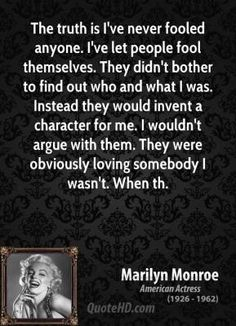Marilyn Monroe Quotes | QuoteHD