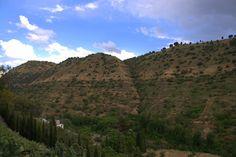 Sacromonte, Granada, Hiszpania