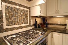 10 Kitchen Remodeling Trends in 2012:  Kitchen Back Splash- Criner Remodeling