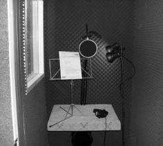 Friday Voiceover Tip: DIY Home Studio