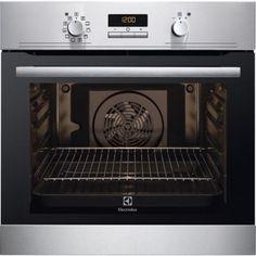 Four encastrable Electrolux INOX pas cher prix promo Four Darty € Four Pyrolyse, Built In Ovens, Basement Renovations, Kitchenware, Kitchen Appliances, Modern, Design, Electrolux, Lcd