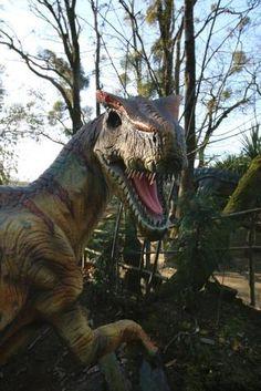 Les dinosaures envahissent Tropical Parc !