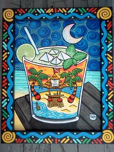 pam hobbs key west | PAM HOBBS Painting, Cooking and living in the Florida Keys