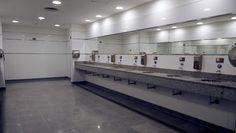 """""""Más sucios que los baños de Constitución"""", una frase popular que perdió sentido con la renovación de la estación - 27/07/2018 - Clarín.com"""