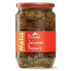 Melis Pickled Jalapeno Pepper 650g