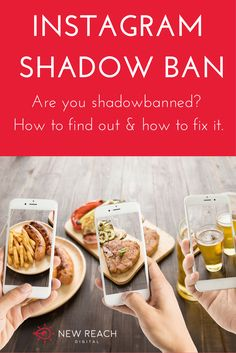 Shadow banning on Instagram is now a 'thing'. A pretty big thing, in fact.