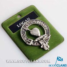 Logan Clan Crest Cap