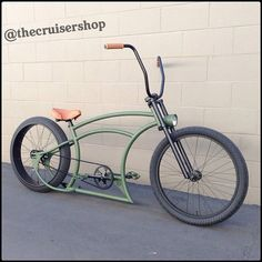 TANGO by THE CRUISER SHOP! by Ruff-Cycles, via Flickr