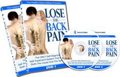 Lose the Back Pain System - FREE Preview and Trial Imagine... Lasting Relief From Your Back Pain, Neck Pain or Sciatica in Just Days. Over 64,182 People Have Used The Lose The Back Pain System To Eliminate Their Pain... Often Times In Just Days!