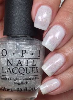 OPI Funny Bunny and Pirouette My Whistle