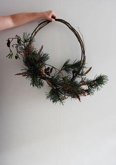 Tutorial – Twisted Wreath