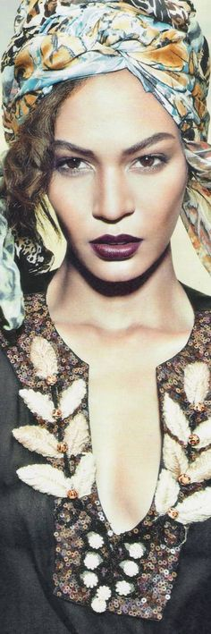 Joan Smalls ll Model ll The World's Real Top Model ll Elle llOrgullo de Puerto Rico ll Puertorrican Pride