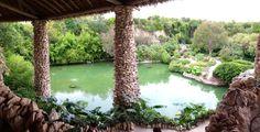 Japanese Tea Garden in San Antonio. FREE park.