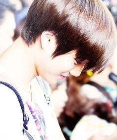 Shinning like an angel. Oh my Kim Jongin. Kai EXO-K <3