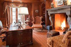 Inside Michael Douglas and Catherine Zeta-Jones's £7m holiday home #dailymail