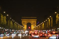 Champs-Elysee <3