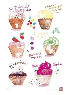 pretty pretty cupcakes!