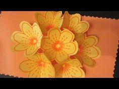 Como hacer una tarjeta con un bouquet de flores dentro.  Facebook: https://www.facebook.com/gustamonton  Twiteer: https://twitter.com/#!/gustamonton  Página: http://www.gustamonton.com