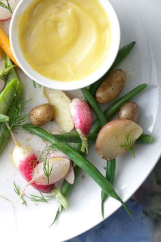 Suzanne Goin's Recipe for the Creamiest Aioli : : : Made by transforming egg yolks, garlic, and olive oil into a creamy dip, it's Provence's answer to mayonnaise.