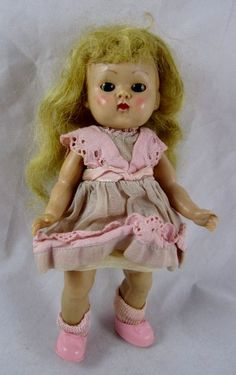 1950s Vogue Ginny Doll - Google Search