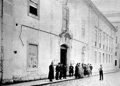 Lisboa de Antigamente: Governo Civil de Lisboa, antigo Convento de São Fr...