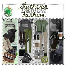 """""""Slytherin Inspired Fashion"""" by secrets-kisses-lies-xo ❤ liked on Polyvore featuring H&M, BRAX, Retrò, NARS Cosmetics, Balmain, Chanel, Journee Collection, WithChic, Ryan Roche and Doublju"""