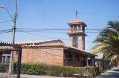 Igreja San Nicolas de Tolentino_Santiago_Chile