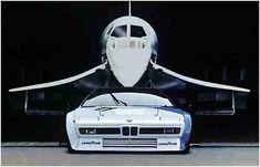 BMW M1 & Concorde