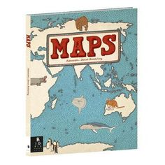 Travel the world without leaving your living room.Much more than an ordinary atlas, this book of maps is a visual feast for readers of al...