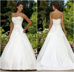Catherine Top Quality Sweetheart Beaded Taffeta A-line Bridal Gown Court Train Vintage Wedding Dress 2014 New Arrival