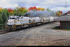 RailPictures.Net Photo: DL 3642 Delaware Lackawanna Alco C636 at Tobyhanna, Pennsylvania by David Stewart