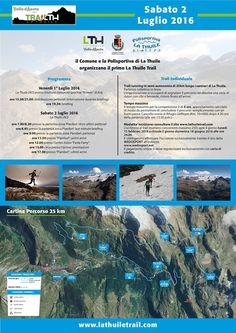 1Trail La Thuile Valle dAosta 2 luglio 2016 Valle dAosta