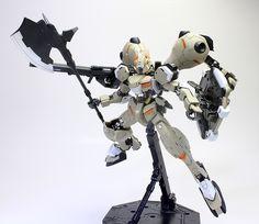 Custom Build: 1/100 Gundam Gusion Rebake - Gundam Kits Collection News and Reviews