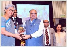 #KRBLLimited Wins the APEDA Golden Trophy for Outstanding Export Performance & Contribution in the Basmati Rice Sector
