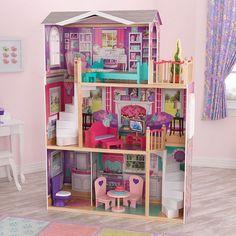 KidKraft Elegant 18-in. Doll Manor, Multicolor