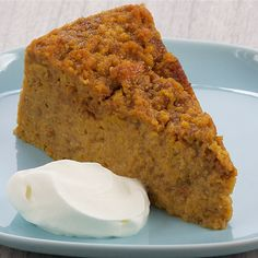Try this Pumpkin Gingerbread Pudding recipe by Chef Anna Olson. This recipe is from the show Bake With Anna.