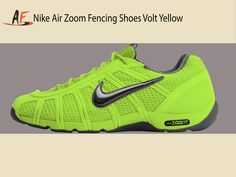 e88fd33506119 Nike Air Zoom Fencing Shoes Volt Sequoia 700 Fencing Shoes