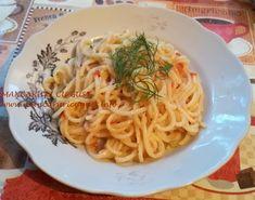 Spaghetti cu sos de rosii de post Spaghetti, Ethnic Recipes, Food, Meal, Essen, Hoods, Meals, Eten