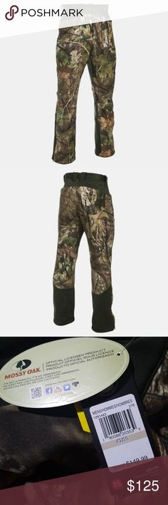 1ff86f378f0e9 Under Armour UA Stealth Fleece Hunting Pants 42x30 Under Armour UA Stealth  Fleece Hunting Pants 42x30