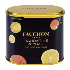 Une des nouveautés de la Maison, un goût vif et doux, associant mandarine et yuzu confit.