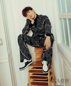 Eric Nam - Nylon Magazine September Issue '16