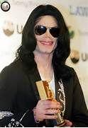 Michael Jackson 2006 Japan MTV Video Music Awards / Press Room