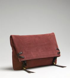 Womens Santa Fe Clutch      $195 #bag