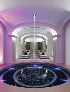 Colorful #spa