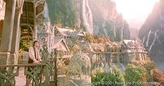 Rivendell - Why can't this place be real and I live there?