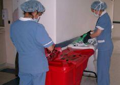 Estudo trata de questões no controle de resíduos em unidades de saúde | #Gerenciamento, #GrandePorte, #Hospitais, #Legislação, #Resíduos, #UBS